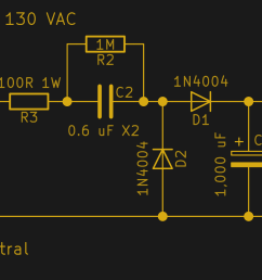 it is subjected to continuous high alternating voltages and if it fails short the 5 v output is at mains voltage  [ 2128 x 1098 Pixel ]