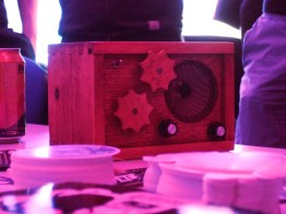 All-Transistor Shortwave Radio, and Awesome Woodwork