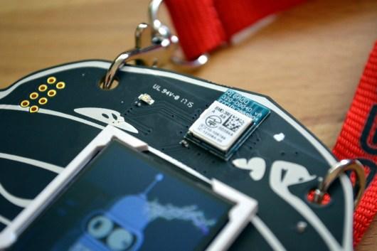Rigado wireless module