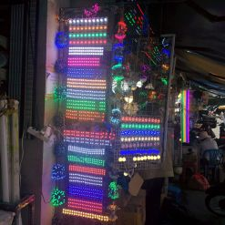 flashy LEDs
