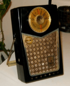 Restore an antique radio like one of these.