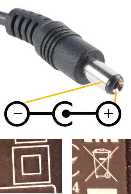Hp Laptop Power Supply Wiring Diagram : laptop, power, supply, wiring, diagram, Those, Hieroglyphics, Laptop, Charger?, Hackaday