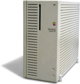 The Macintosh Quadra 700