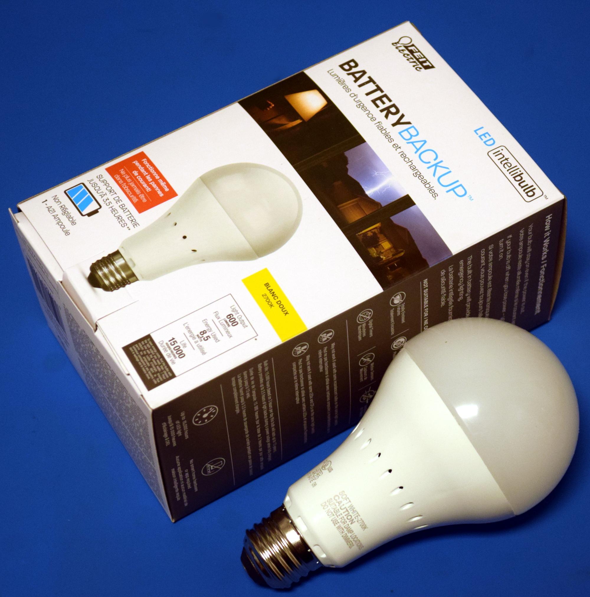 teardown led bulb yields tiny ups