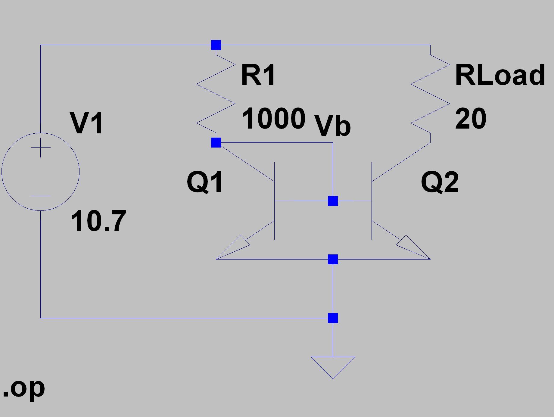Circuit Vr Current Mirrors