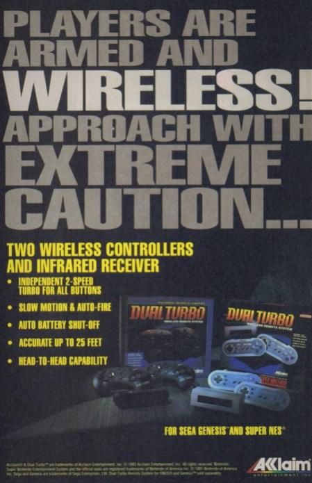 Acclaim Dual Turbo Controllers 1993
