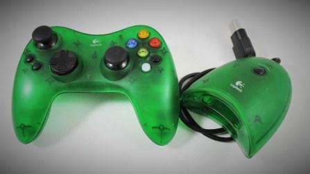 Logitech Cordless Precision Xbox Controller (2002)
