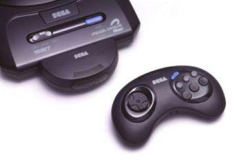 Sega Remote Arcade Pad (1994)