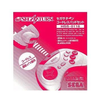 Sega Saturn Cordless Pad 1997