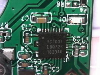 YiCHiP Bluetooth module