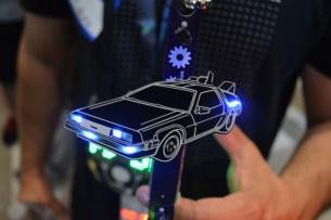 DeLorean, from @realanimationxp