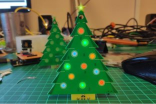 The Christmas Tree from Brian Lough
