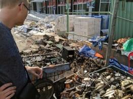 Salvaged HiFi parts