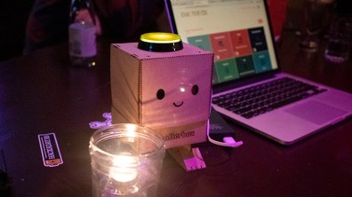 HTK meetup chatterbox candle