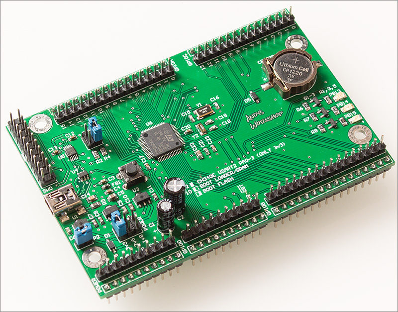 Building A Development Board For The STM32 G0 Series