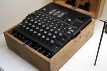 The Polish Enigma clone.