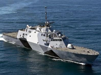 Lockheed Martin's Freedom-class