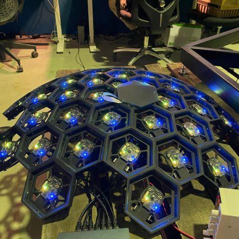morph-v2-hex-dome-assembly