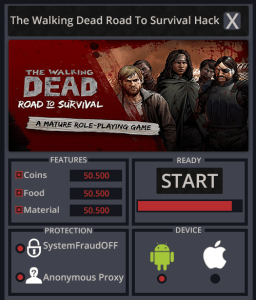 The-Walking-Dead-Road-To-Survival-hack