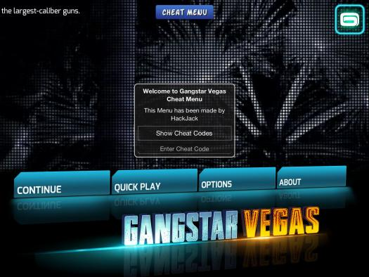 Gangstar Vegas Hack keys & cash (for ios & android & win)