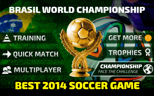 World Cup Brazil Soccer 2014 hack