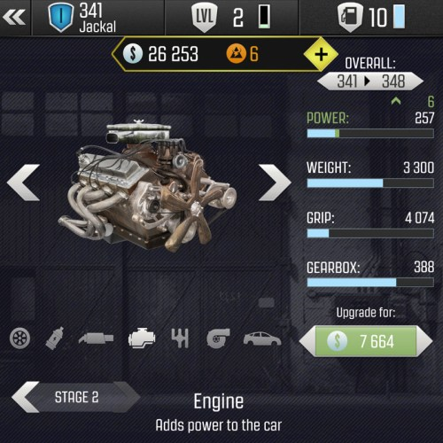 Top Speed Drag Racing Hack Cheat Gold Unlimited Fuel 21