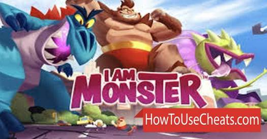 I Am Monster: Idle Destruction how to use Cheat Codes and Hack Crystals and God Mode