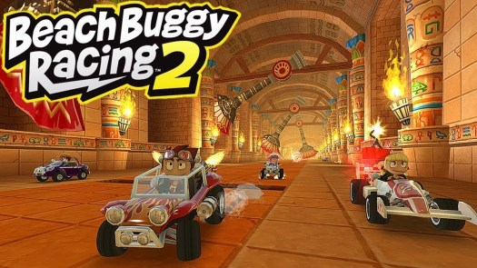 Beach Buggy Racing 2 APK Mod Unlimited Money