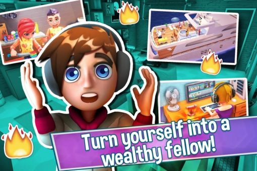 Youtubers Life: Gaming Channel MOD APK 2