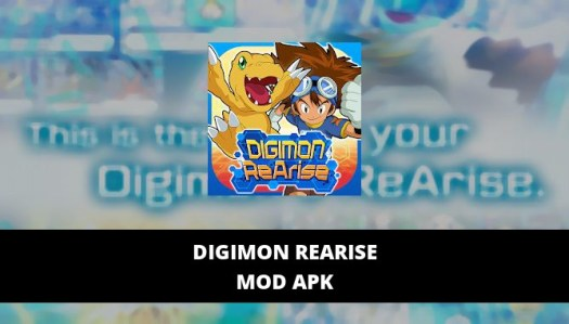 DIGIMON ReArise Featured Cover