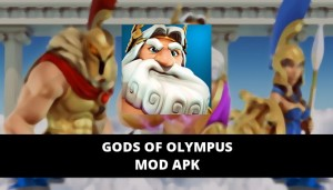 Gods of Olympus Featured Cover