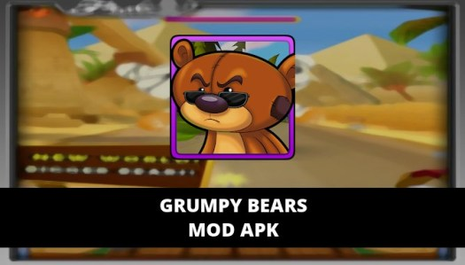 Grumpy Bears Featured Cover