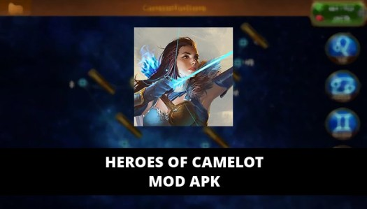 Heroes of Camelot Featured Cover
