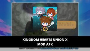KINGDOM HEARTS Union x Featured Cover