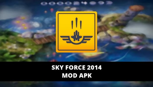 Sky Force 2014 Featured Cover