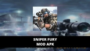 Sniper Fury Featured Cover