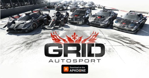 GRID Autosport MOD APK Paid for free
