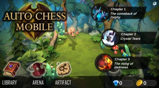 Auto Chess Defense - Mobile MOD APK | Unlimited All | Unlock All Maps