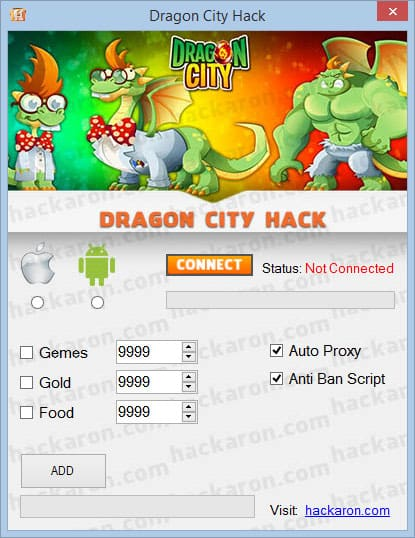 Dragon City Hack cheat generator