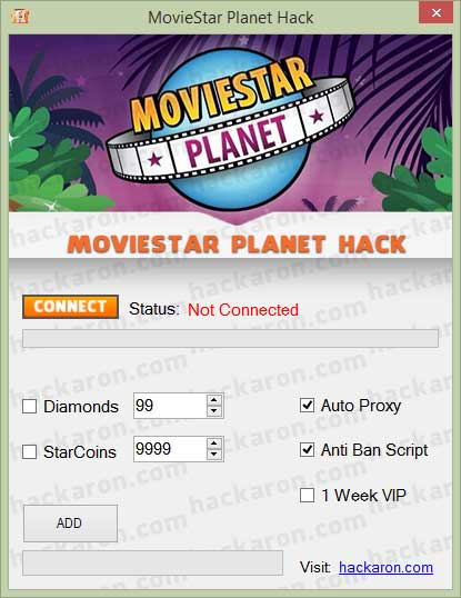 moviestar planet MSP hack