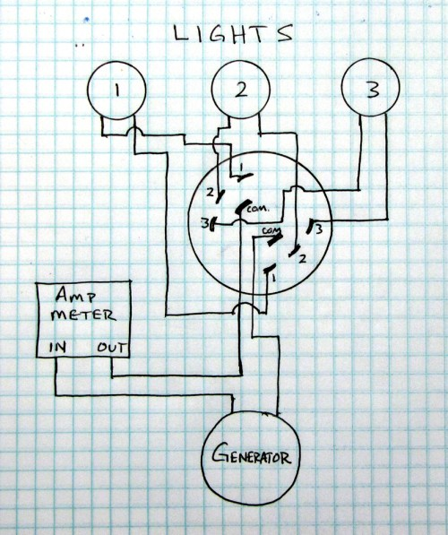 small resolution of dptt rotary switch schematic