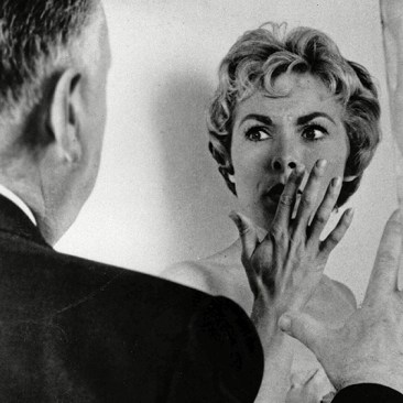 alfred hitchcock janet leigh psycho
