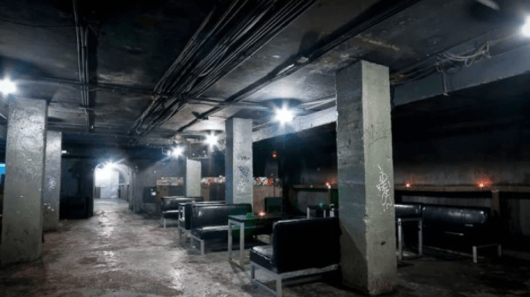 nightclub shelter shanghais grit