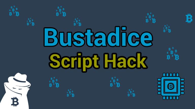 Bustadice Script Hack 2020