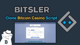 Bitsler Clone Bitcoin Casino Script 2021