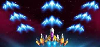 galaxy shooter space shooting v1.81 with mod apk