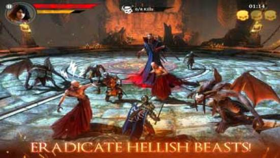 Iron Blade Medieval Legends Mod apk