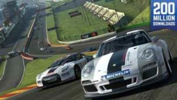Real Racing 3 hack