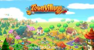 Town Village unlimited coin