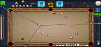 8 Ball Pool Hack 3.13.5 (MOD,Extended Stick Guideline) Apk